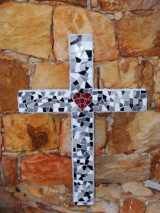 Christian cross - Tokai