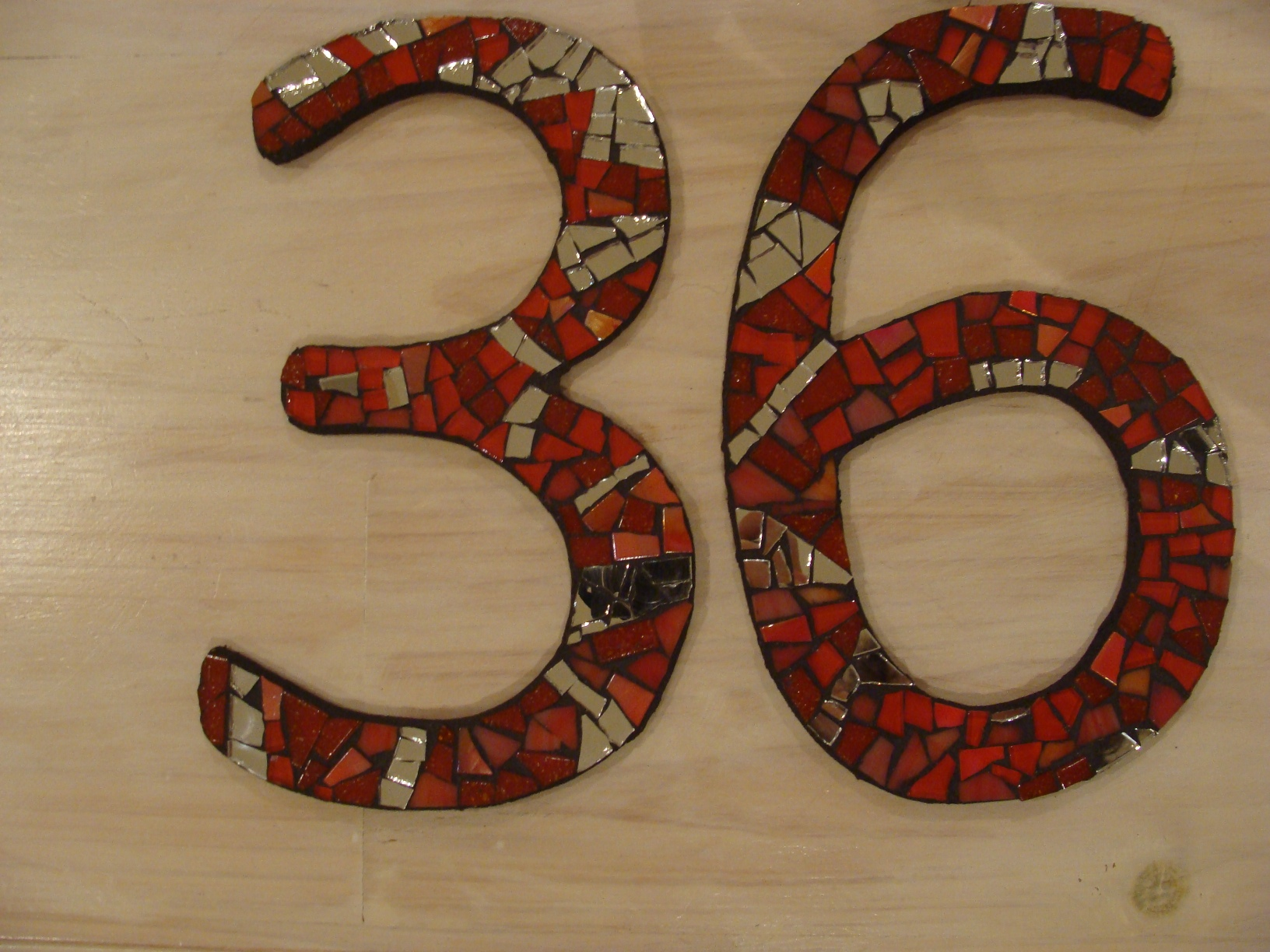 Mosaic house number designs 28 images mosaic house for House number designs