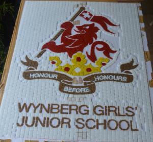 Mosaic school logo
