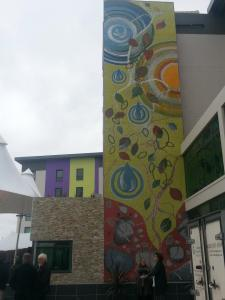Hotel Verde mosaic