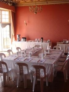 Mosaic beginner class venue, Casa Labia